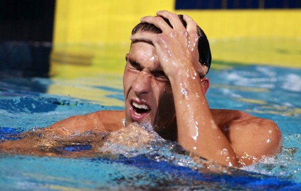 Michael Phelps - 1