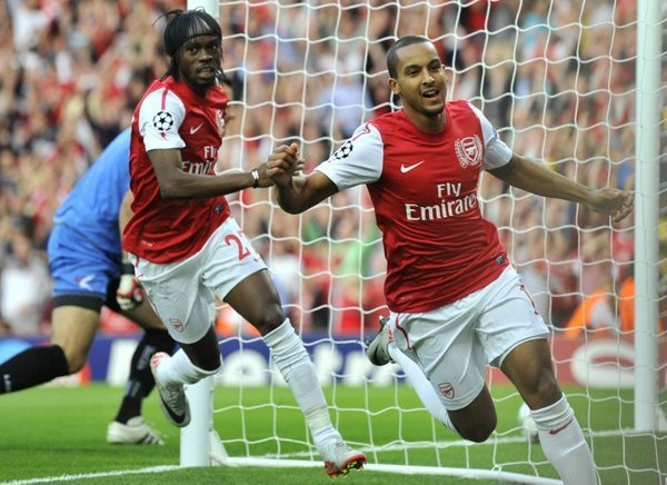 Arsenal - Udinese - 5