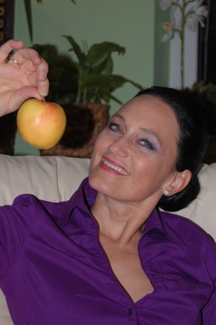Alenka Oldroyd Reza