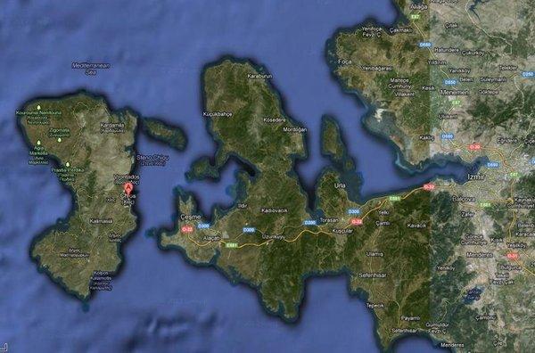 Otok Hios