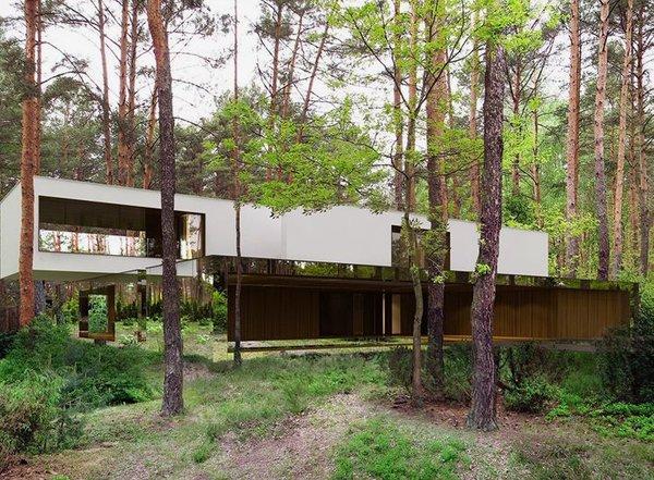 Marcin Tomaszewski, hiša