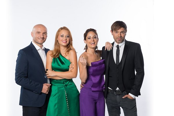 Žiranti SIT (Branko, Marjetka, Ana, Lado)