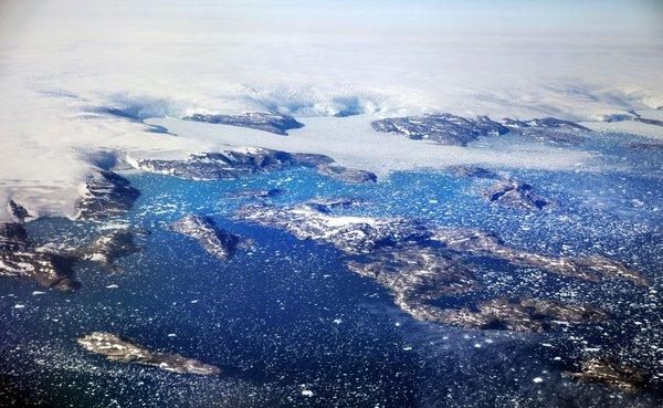 Led na Grenlandiji