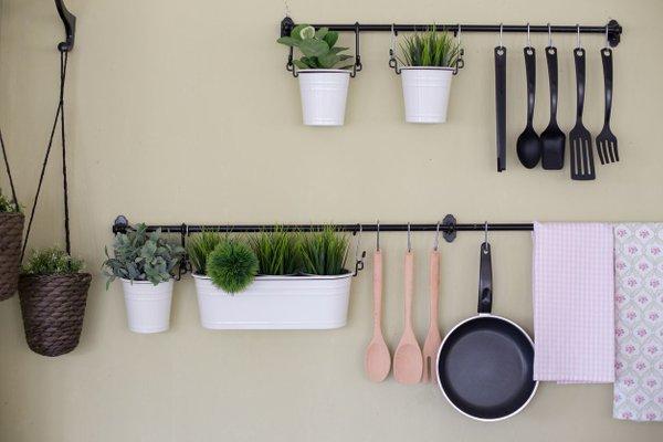 Zelišča v kuhinji