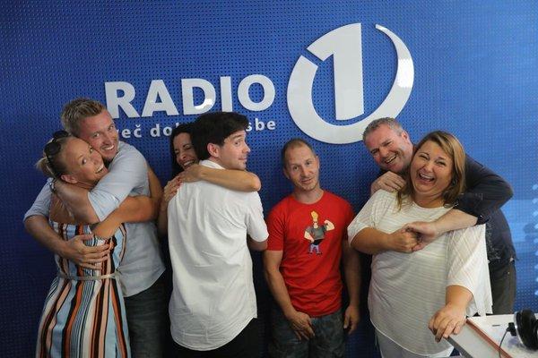 Radio 1 Denis Avdić Show - 6