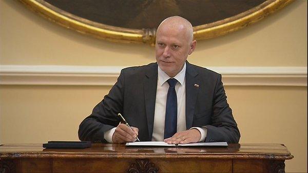 Milan Brglez je razglasil datum predsedniških volitev