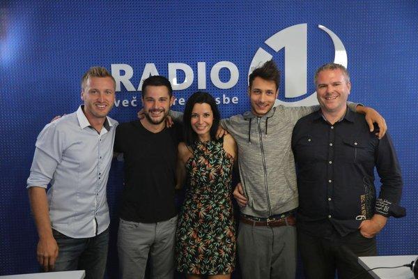 Radio 1 Denis Avdić Show - 1
