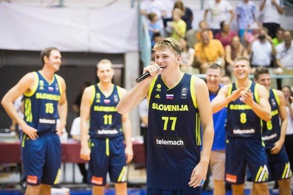 Slovenija - Češka košarka dvorana Tabor Maribor - 8