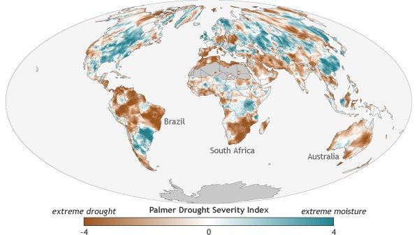 Suše leta 2016