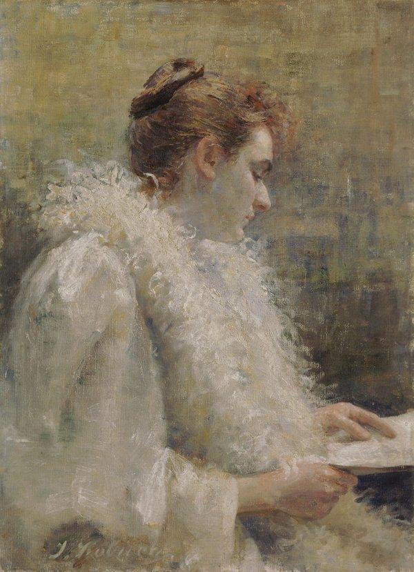 Parižanka s pismom