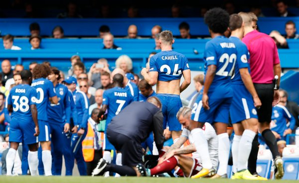 Premier League tekme prvega kroga - 1