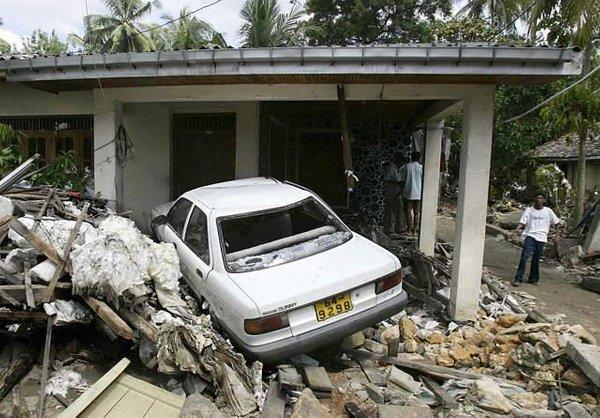 Poškodovani avtomobil