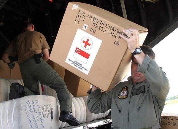 Humanitarna pomoč