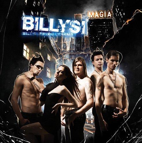 Billysi - Magia (ovitek)