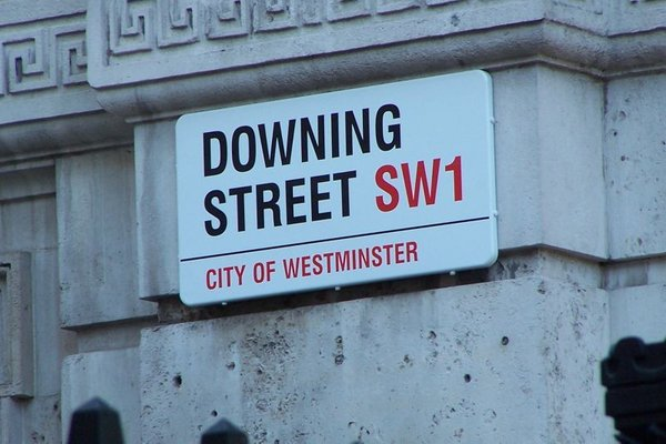 Downing Street 10 - 3