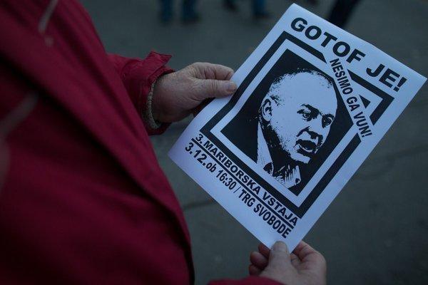 Protesti v Mariboru - 11