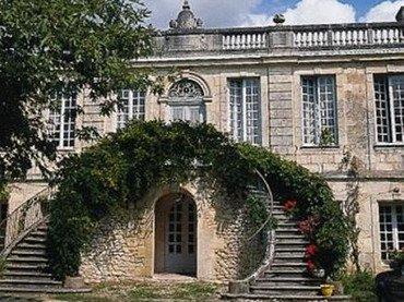 Dvorec v Franciji