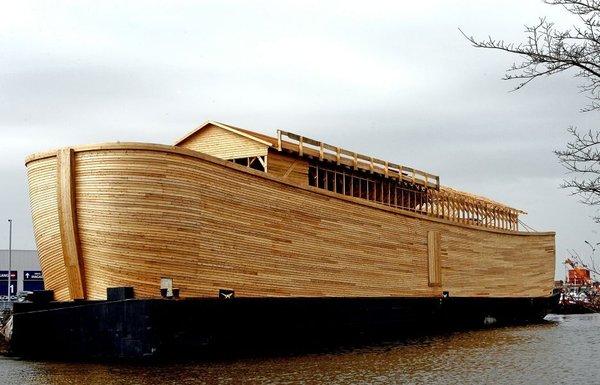 Replika Noetove barke Johana Huibersa - 3