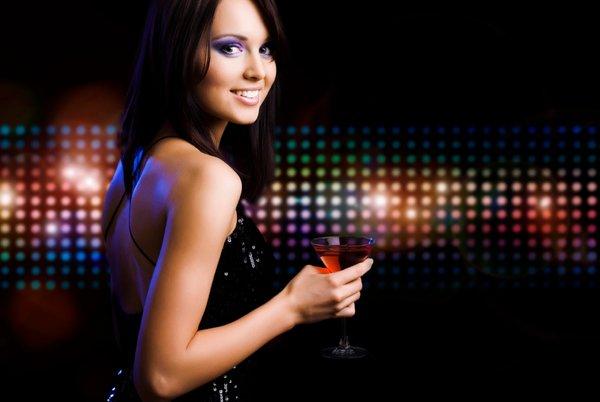 Ženska na zabavi