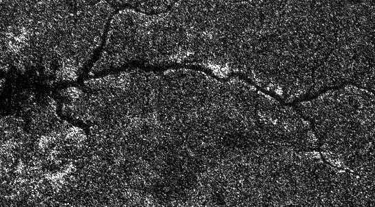 Odkrili najdaljšo reko v vesolju - 1