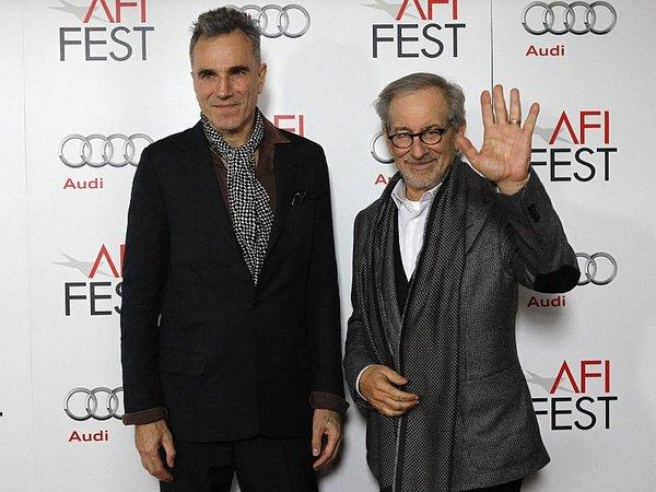 Daniel Day-Lewis in Steven Spielberg