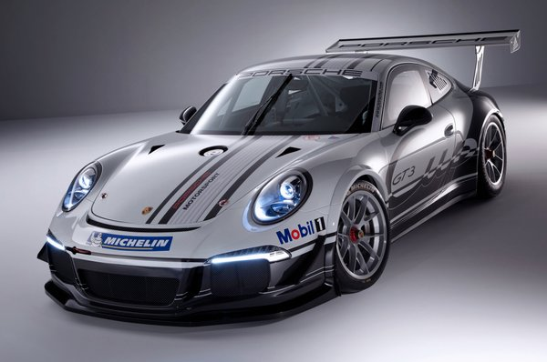 Porsche 911 GT3 Cup - 8