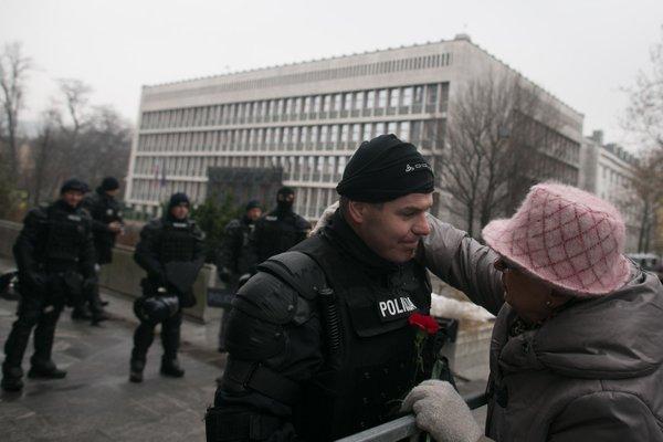 Protest v Ljubljani - 3