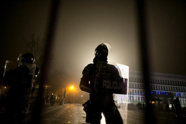 Protesti v Ljubljani - 7