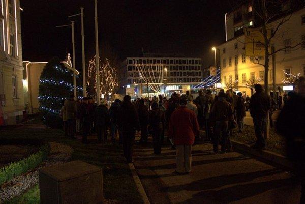 Protesti v Postojni - 3