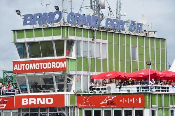 Dirkališče Brno