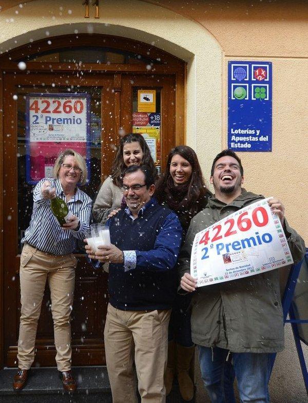 Loterija El Gordo - 9