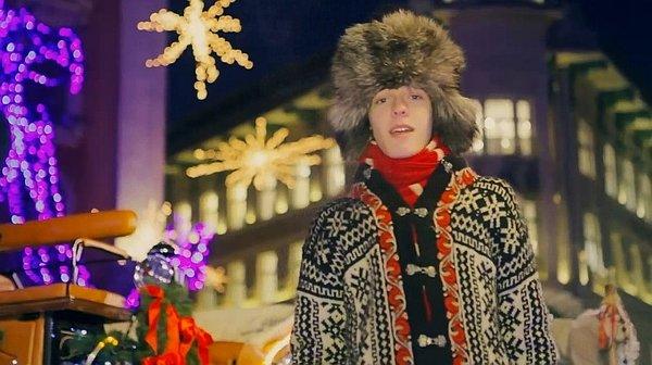 Ben Jamin - At Christmastime (iz spota)