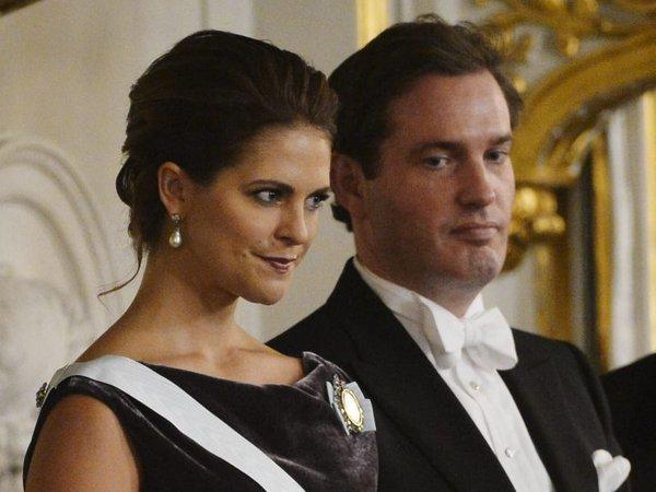 Princesa Madeleine in Chris ONeill