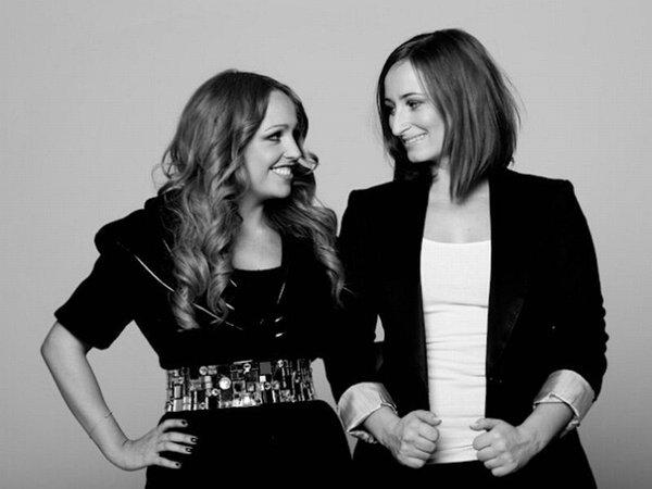 Nina in Maja Šušnjara - 2
