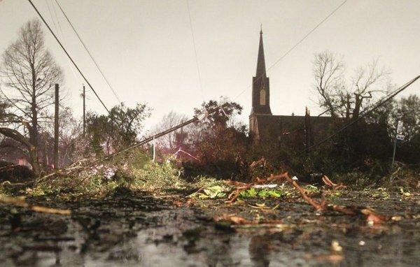 Tornado v Alabami - 1