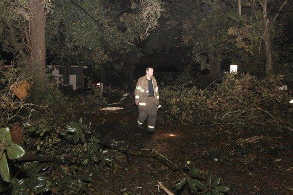 Tornado v Alabami - 2