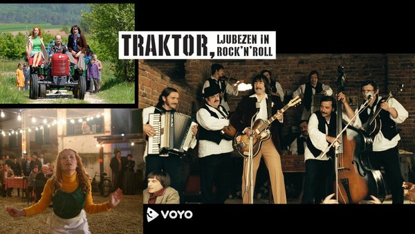 Traktor, ljubezen in rocknroll