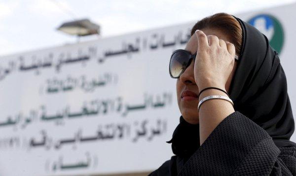 Savdska Arabija omogočila volitve tudi za ženske
