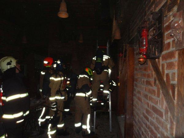 Zagorelo v gostinskem lokalu v Mariboru