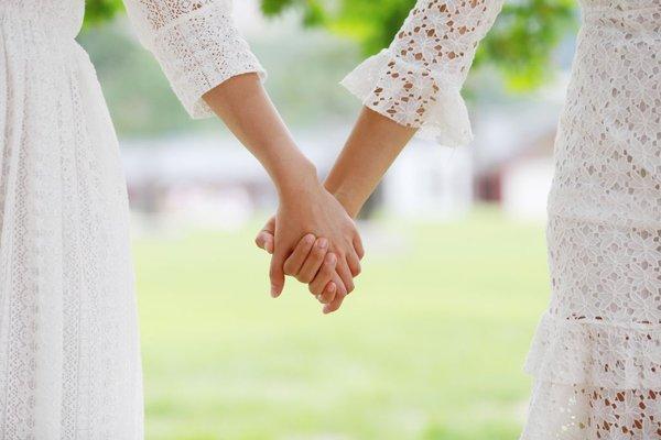 Poroka istospolnega para