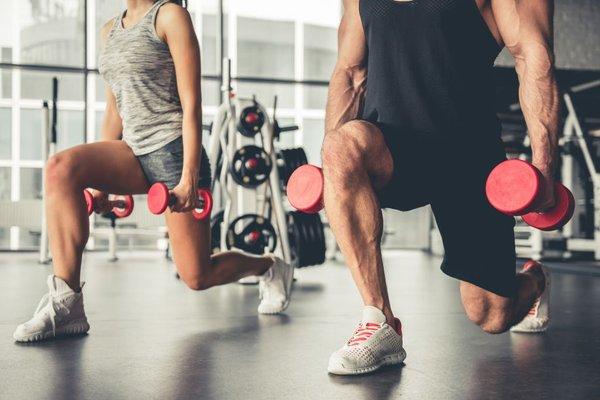 vadba z utežmi