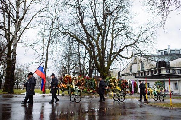 Pogreb Jerneja Šugmana na Žalah - 7