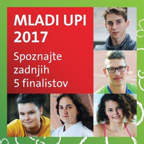 banner, zadnjih 5 finalistov
