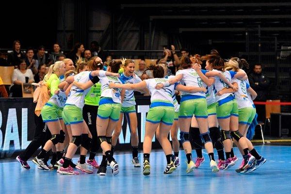 Slovenska rokometna reprezentanca - 1