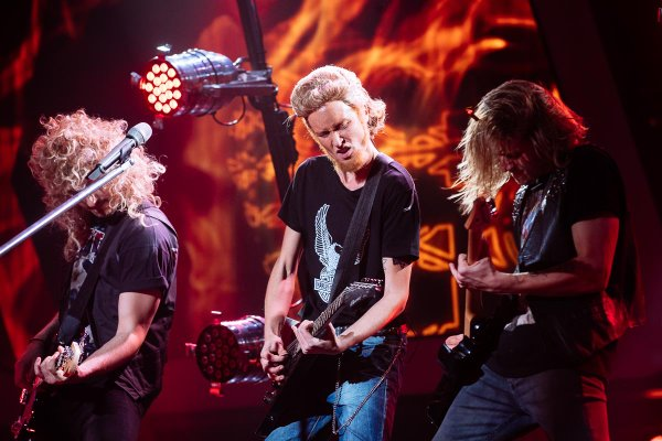 Anina Trobec kot Metallica