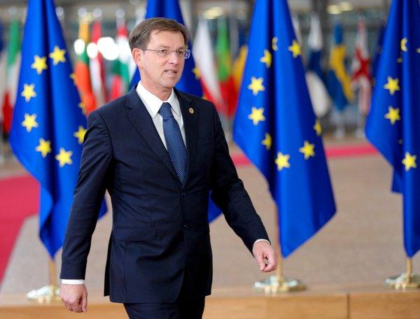 Miro Cerar na vrhu EU