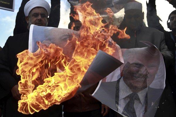 Protesti v Gazi