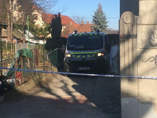 Nasilna smrt v Mariboru