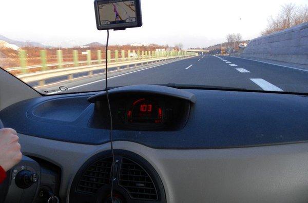 Vožnja po avtocesti