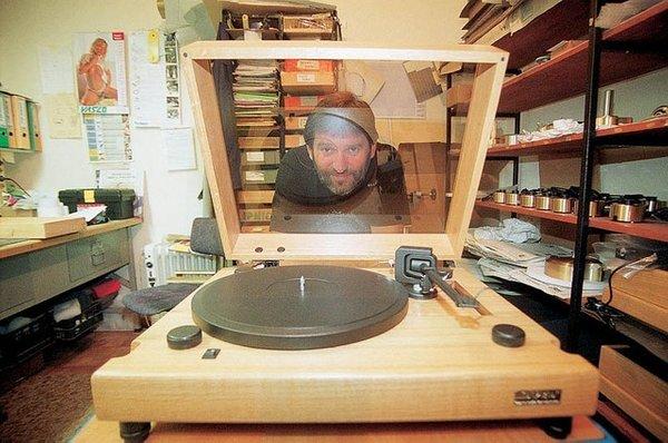 Mojster vrhunskega analognega zvoka, Franc Kuzma - 1